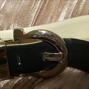 Salvatore Ferragamo belt - reversible authentic